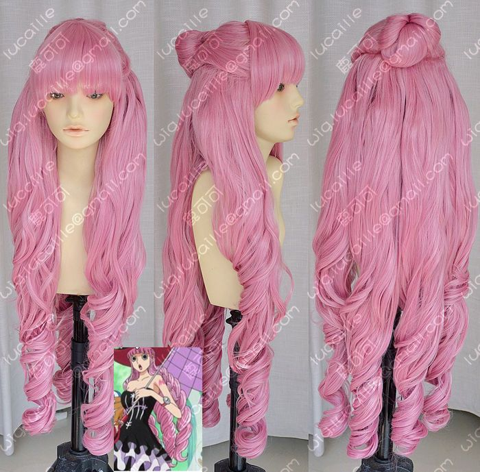 Cheap Cosplay Wigs, Buy Directly from China Suppliers:Feature Details: Natural looking and soft touch, Wearing it, it can bring you more confidence, and m