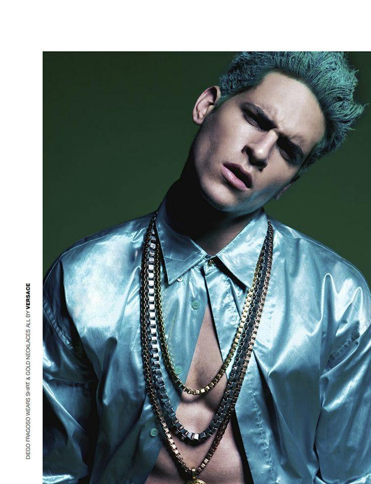 Diego Fragoso In Homme Style 6