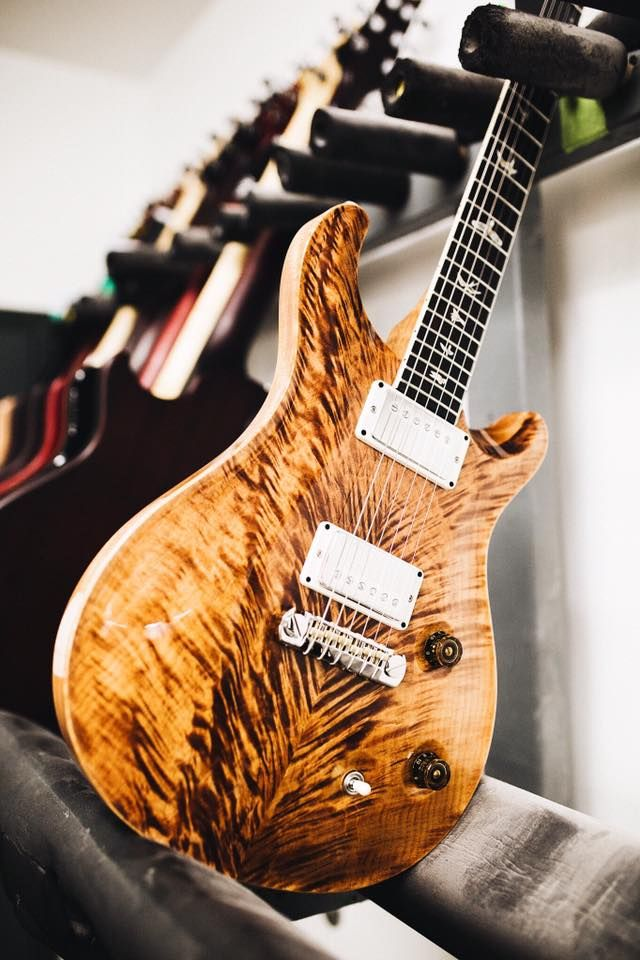 PRS Guitars  McCarty model in Copperhead