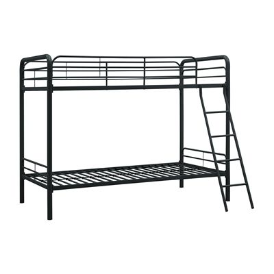 Dorel Home Furnishings Canada Twin Over Twin Bunk Bed