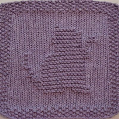 48 besten Animal Knit Dishcloth Patterns from Designs by Emily ...