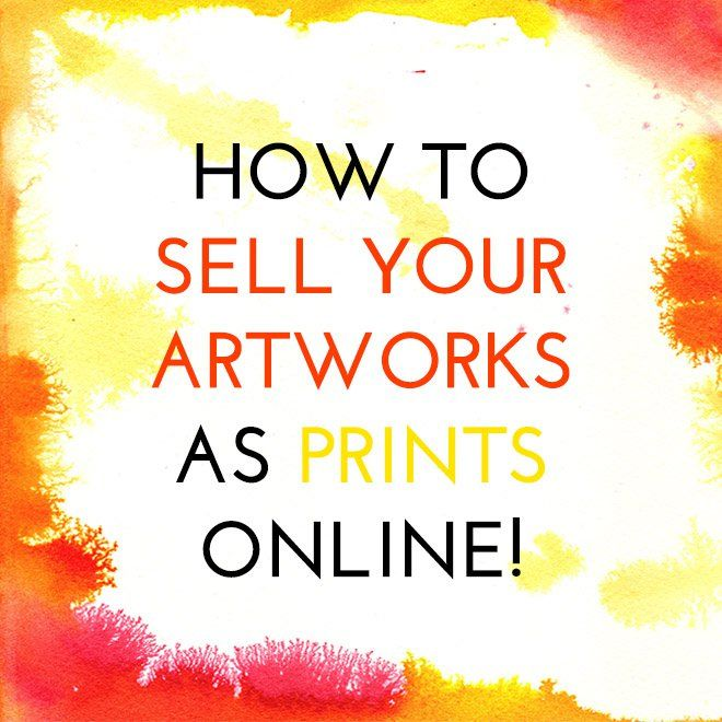 Hola gorgeous souls! A great business question asked today from a Creative Goddess! I want to sell my artwork as prints. How do I do that? I've got a buttload of experience in this one. Once upon a time, in ye olden days of yore, I began my first foray into business by selling my art. I had my...