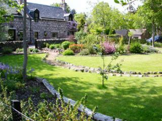 comfortable self catering Aberdeenshire Scotland