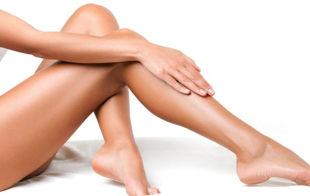 Varicose veins occur regularly.