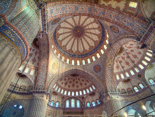 Blue Mosque Istambul