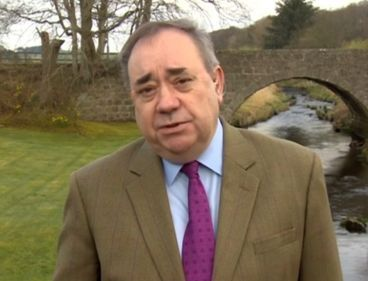United States must follow international law, warns Alex Salmond