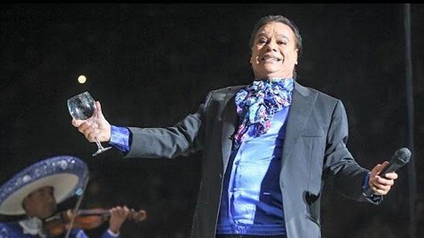 YouTube: así fue el último concierto de Juan Gabriel