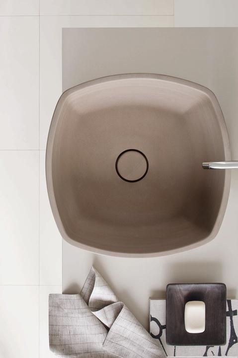 Inky Inspiration for Bathrooms. Steve Leung design