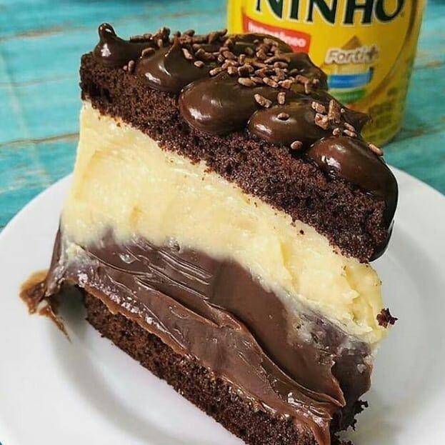 Obtenga acceso a los sabores de rellenos, pastas y coberturas para clientes más solicitados   – Fatias de bolo