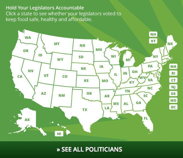The results are in! These Politicians Were Best - And Worst - for Food Policy in 2013 - foodpolicyaction.org