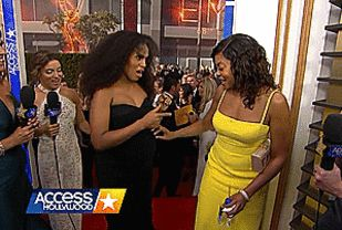 The Truth Will Seth You Free~~The leading ladies  Of Empire And Scandal, Kerry Washington and the sexy Taraji P Henson