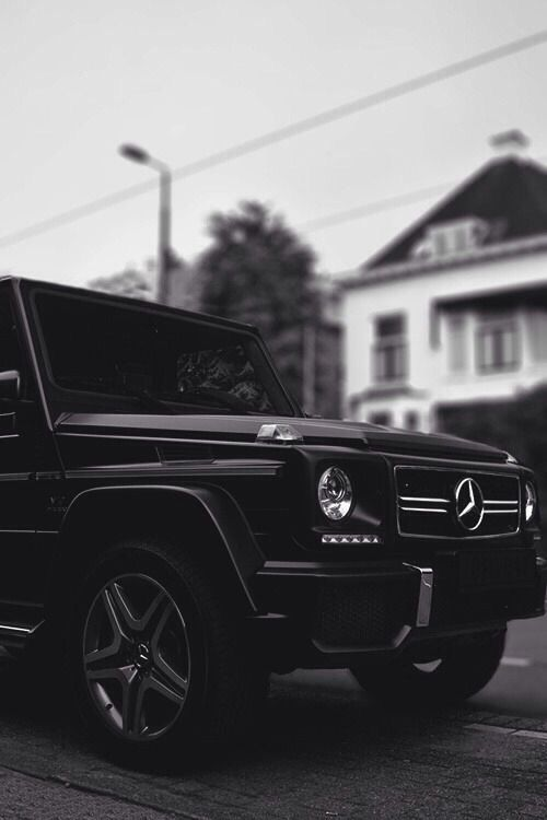 17 best images about mercedes benz g class on pinterest for All black mercedes benz g wagon