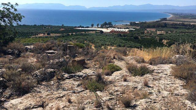 Πυρφόρος Έλλην: Ο άγνωστος ναός της Ρέας στην Γλυκόβρυση Λακωνίας,...
