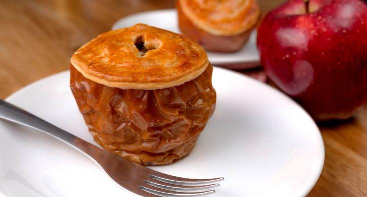 Töltött sült alma recept: Ez a töltött sült alma recept egy igazi téli különlegesség! Kiválóan mutat a karácsonyi vacsora menüsorában is! ;)