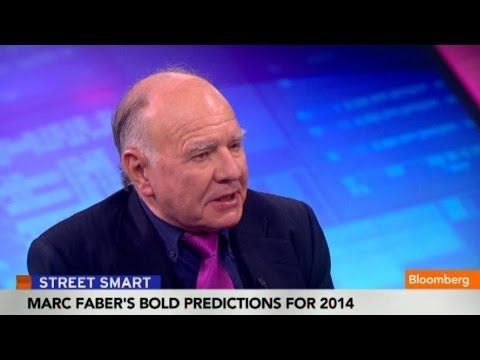 Marc Faber: We Are in a Gigantic Financial Asset Bubble #auspol sure are people
