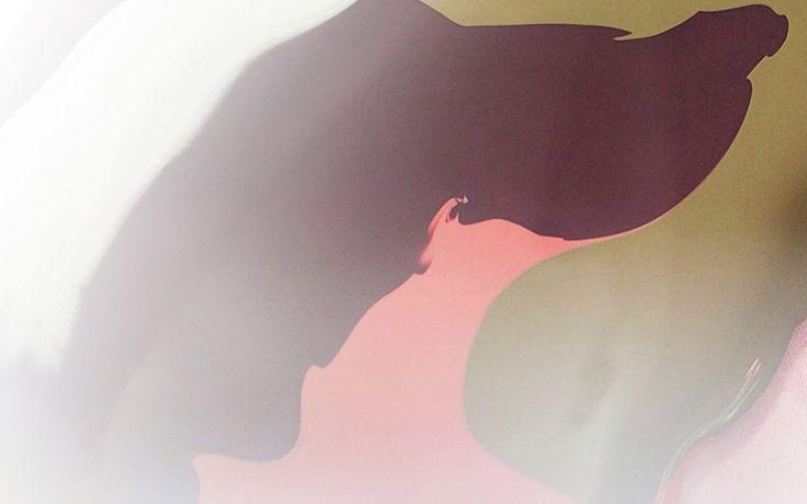 Vivid nail polish hues - coming soon to the Burberry runway - shot with #iPhone5s