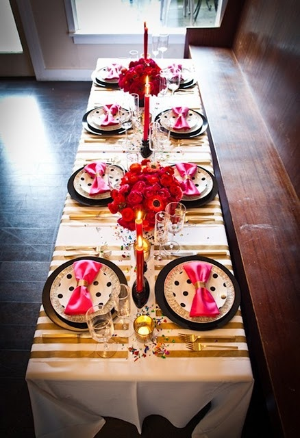 Such A Fun Table Setting Wedding Ideas Pinterest
