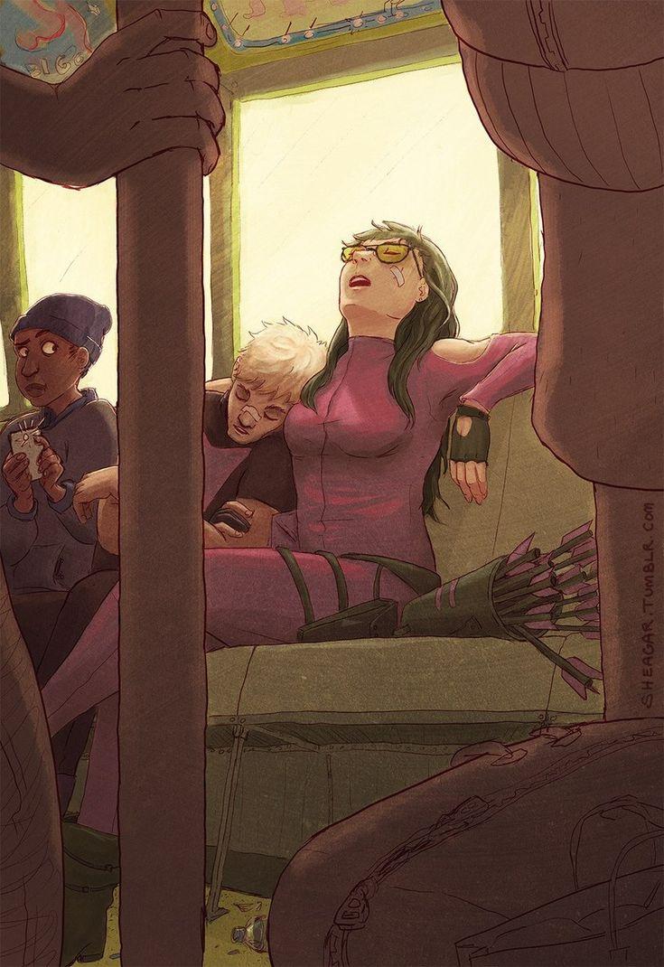 Hawkeye,Соколиный Глаз, Хоукай, Клинт Бартон,Marvel,Вселенная Марвел,фэндомы,Kate Bishop,Соколиный Глаз, Кейт Бишоп,Young Avengers,Юные Мстители, Молодые Мстители,Erin Hoover