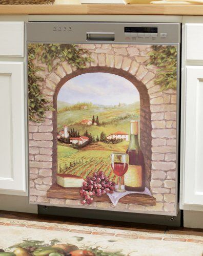 8 best Kitchen ideas images on Pinterest Kitchen ideas, Wine - wine themed kitchen ideas