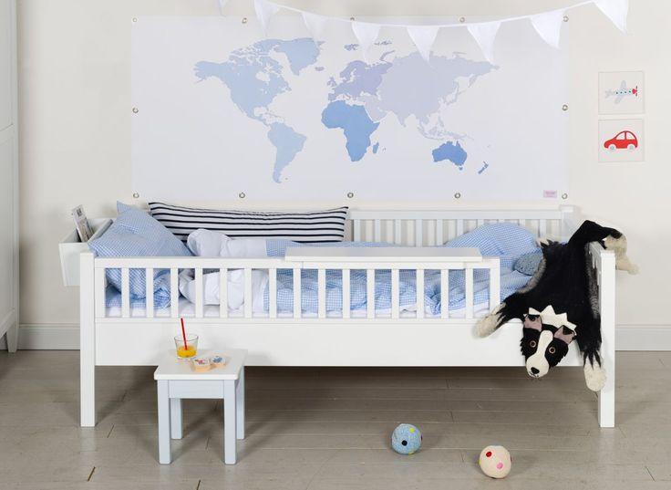 Couchbett mit Rausfallschutz für Jungen | Inspiration | isle of dogs DESIGN Wuppertal