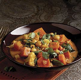 South Indian-Style Vegetable Curry recipe