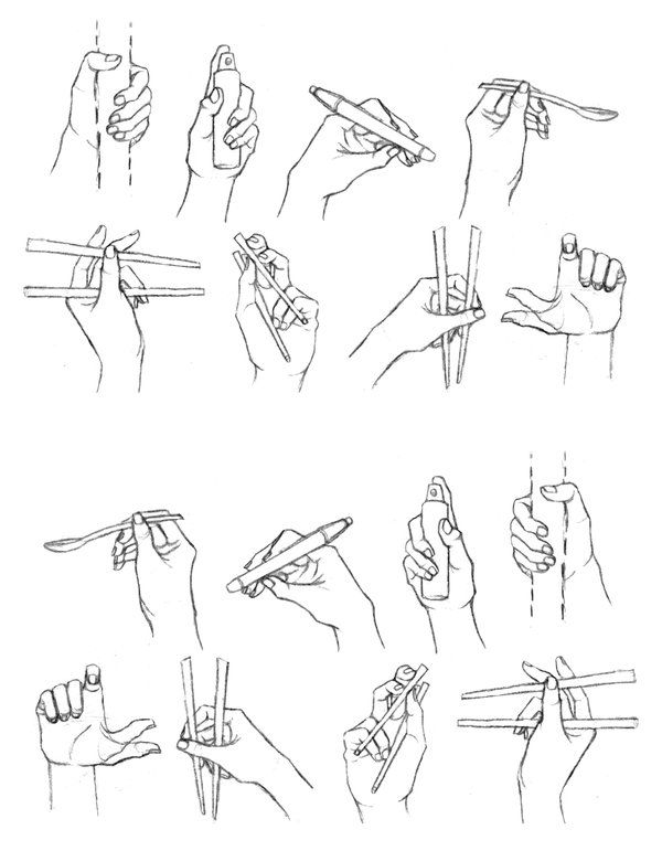 hands ✤    CHARACTER DESIGN REFERENCES   Find more at https://www.facebook.com/CharacterDesignReferences if you're looking for