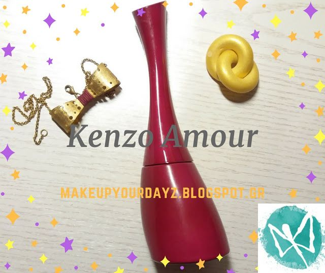 make up your dayz: Review: Kenzo Amour