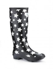Miss Starry Eyed Wide Fit Wellies
