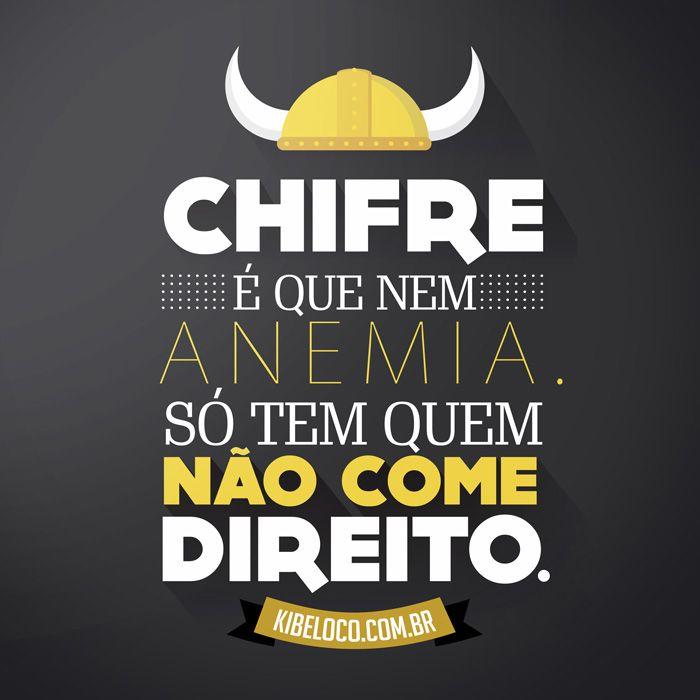 CHIFRE x ANEMIA