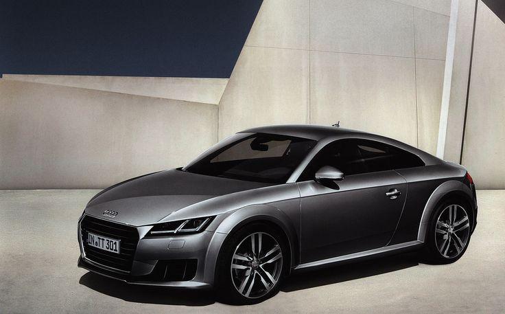 Audi TT Coupé, TT Roadster, Audi TTS Coupé, TTS Roadster 2014_2