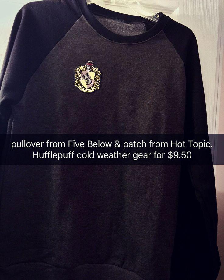 Hufflepuff pullover
