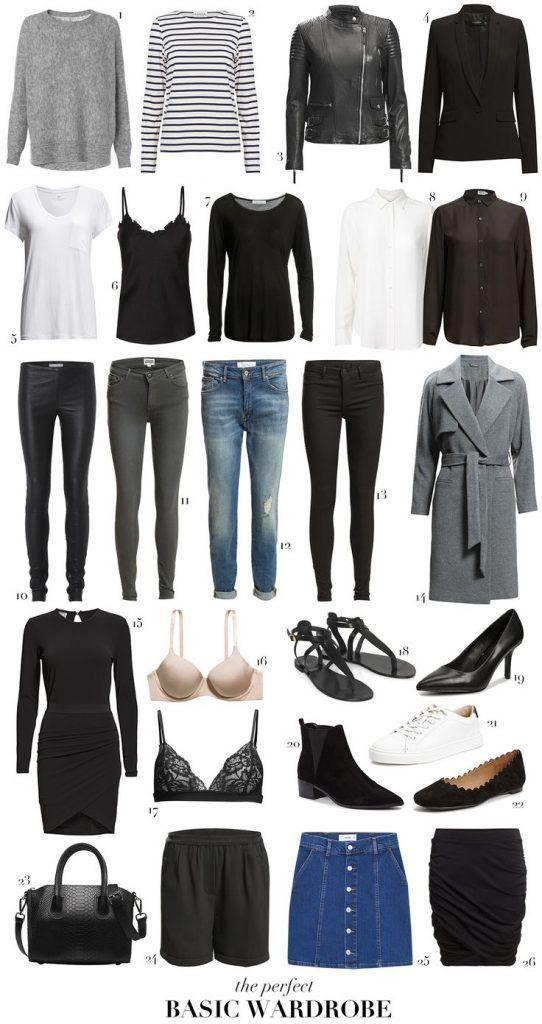 kleding basics