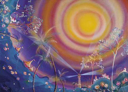 ALEJANDRO COSTAS es un magnífico artista plástico argentino. Yo soy una gran admiradora de sus obras y me gustaría compartirlas con ustedes. Sus pinturas tienen un significado muy profundo, cada una de ellas tiene una historia, creada por el propio...