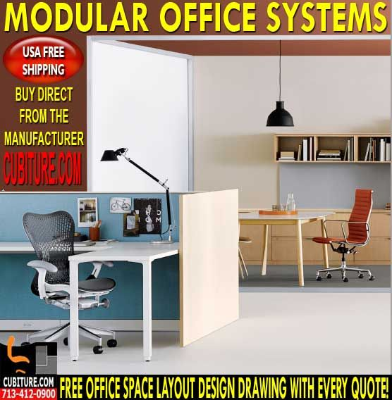 Modular Office Systems By Cubiture The Leading Manufacturer Of Furniture Including Cubicles