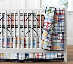 Baby Boys' Crib Bedding & Nursery Bedding for Boys | Pottery Barn Kids