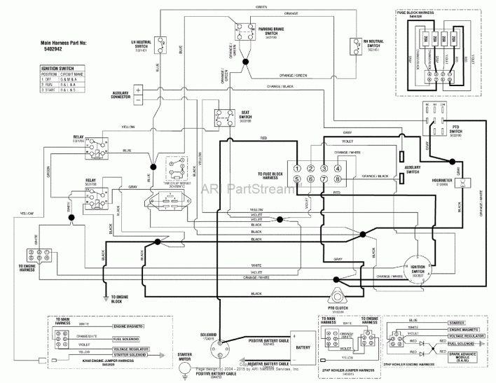 Electrical Schematic John Deere 100 Series Wiring Diagram