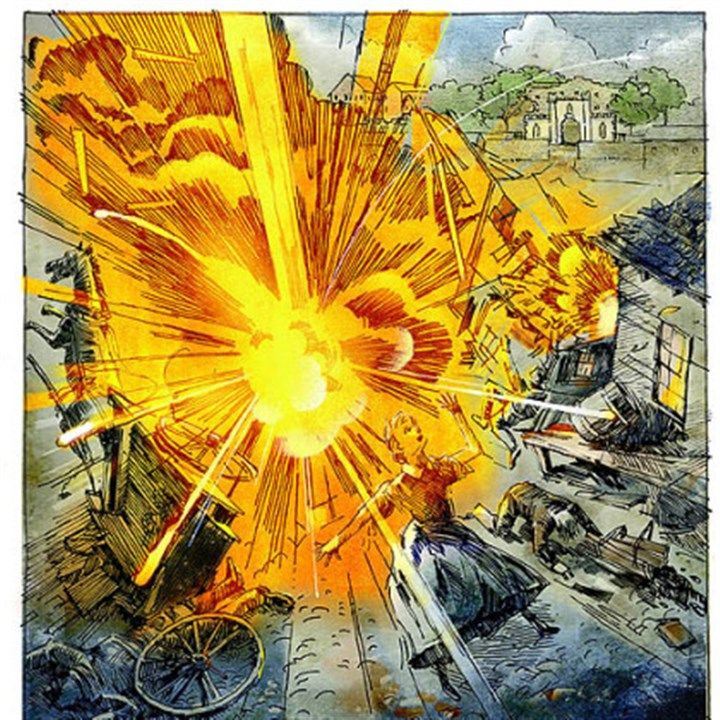 Allegheny Arsenal Explosion: Pittsburgh's worst day during the Civil War 78 civilians died in Lawrenceville