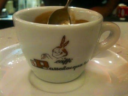 #Italian #Coffee at #Naples #Passalacqua