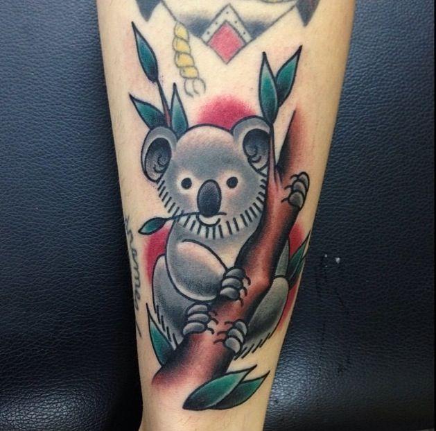 75 best koala tattoo images on pinterest koala bears koala tattoo rh pinterest com koala tattoo outline koala tattoo designs