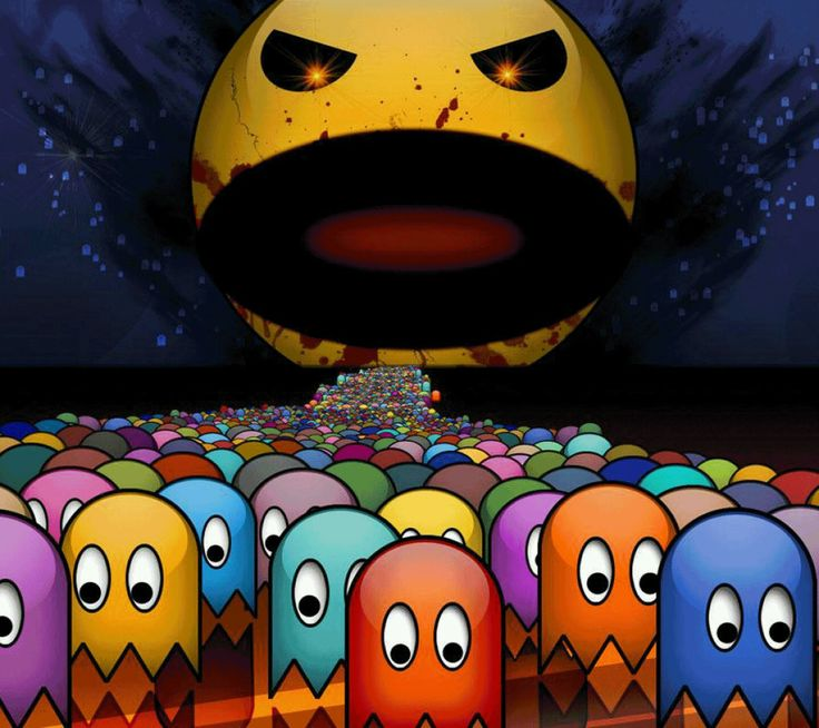 HD wallpaper Pacman Custom ROM 2