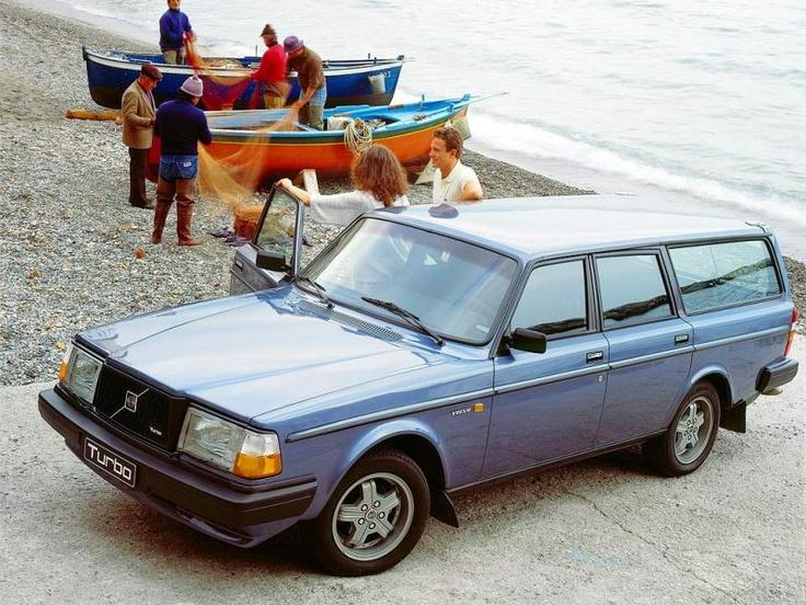 Volvo 245 Turbo.