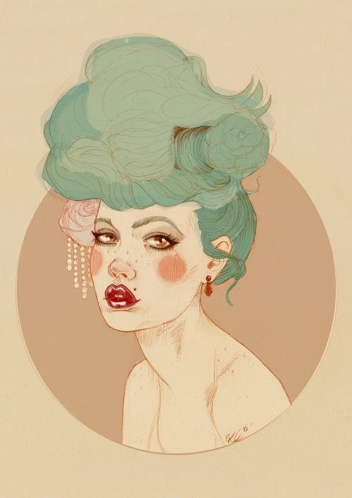 Liz Clements Illustration