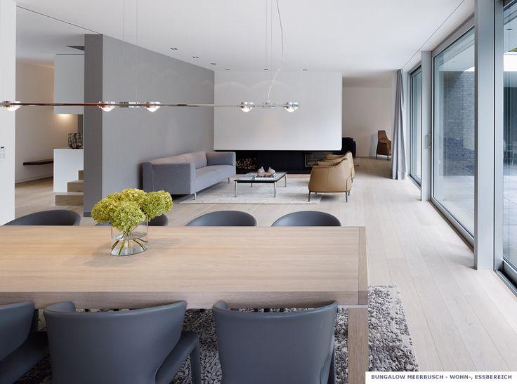 Projekt_Gaertner Internationale Moebel_Bungalow_Wohnung_Essbereich_Wohnzimmer