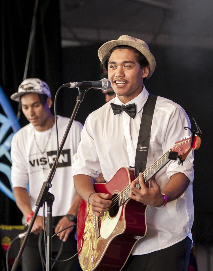 Flip Flop at Caloundra Music Festival 2014 - Bruce Haggie Photography