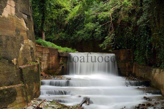 Foto a Fuoco: Come si Fotografa... l'acqua come seta? How to do...water as silk?