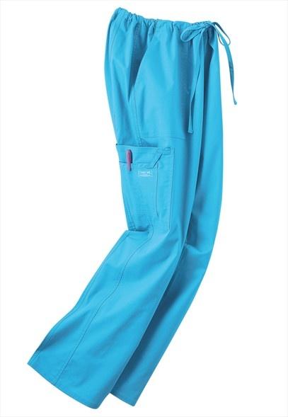 Cherokee Workwear Stretch cargo scrub pants.