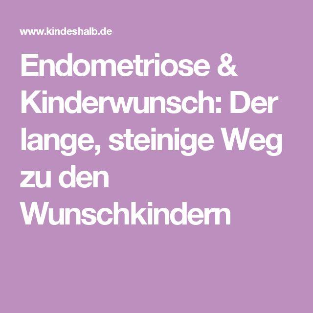 Endometriose & Kinderwunsch: Der lange, steinige Weg zu den Wunschkindern