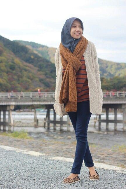 #fall outfit #arashiyama japan