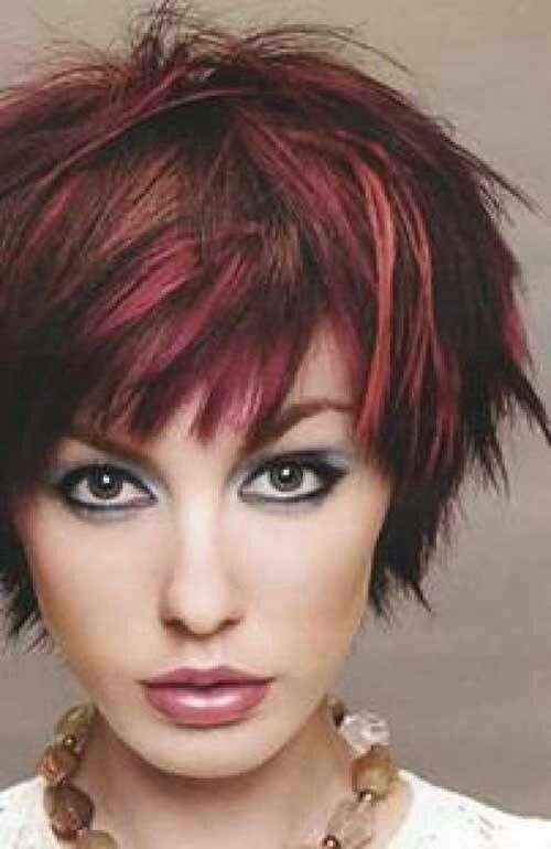 672 best Hair images on Pinterest   Short hairstyle, Short bobs ...