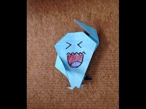 ポケモン 折り紙 プリン【折り紙 折り方】Pokemon Jigglypuff! How to make Origami - YouTube